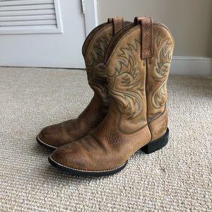 Men's Ariat Boots Size 9.5